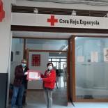 Aportación económica a Cruz Roja Xàtiva